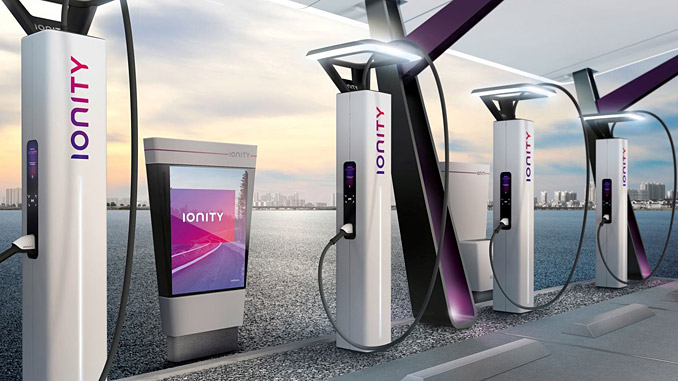 IONITY, a joint venture between Daimler, Ford, BMW and the Volkswagen Group with Audi and Porsche, is currently on target to install 400 stations across Europe by 2020