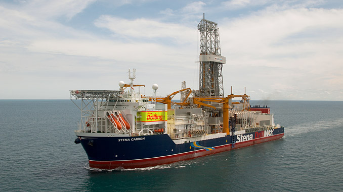 Stena Drilling chooses operational and digital technology for 'Stena Carron'