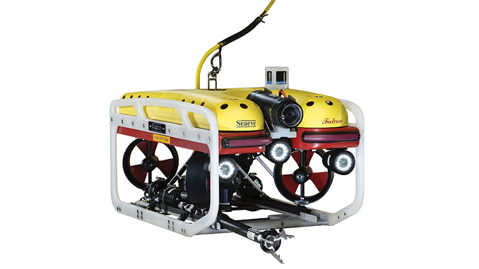 Falcon – the world's most successful robotic vehicle in its class