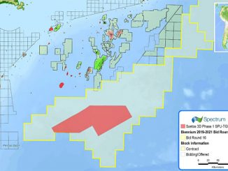 Santos 3D program, offshore Brazil, will be expanded (illustration: TGS)