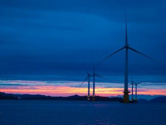 Hywind Scotland – the world's first floating wind farm