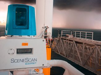 SceneScan represents a significant advance in SOV safety around wind farm installations