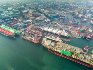 photo: Keppel Offshore & Marine Ltd