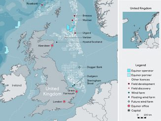 Equinor in the UK