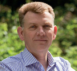 Barry Menzies, managing director global for MIDEL