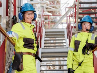 At the LNG facility in Hammerfest (photo: Equnor/Einar Aslaksen – TRY)