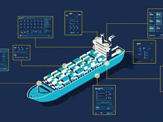 Fleet Data – The IoT platform for shipping (illustration: Inmarsat)