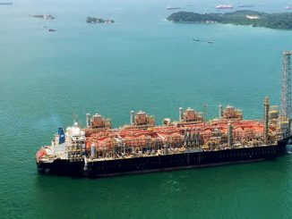 Keppel and Golar partnered on the 'FLNG Hilli Episeyo', the world's first FLNG conversion project