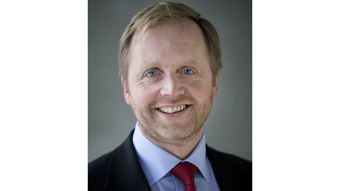 CEO of the climate network Norway 203040, Bjørn Kjærand Haugland