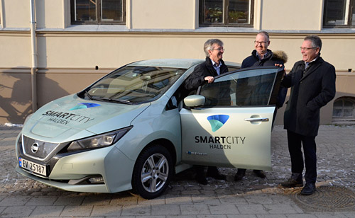 Renting electric cars to the public: Revolutionary mobility