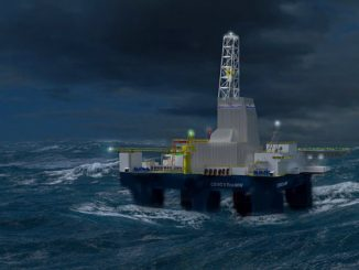 CS60 ECO MW design – a mid-water semisubmersible drilling rig for harsh environment use