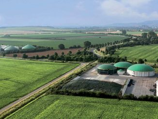 Biomethane is a useful energy resource which can contribute to a reduction in greenhouse gas emissions