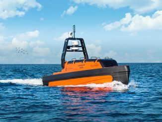 State-of-the-art multipurpose Unmanned Surface Vehicle platform provides flexibility for diverse data acquisition applications