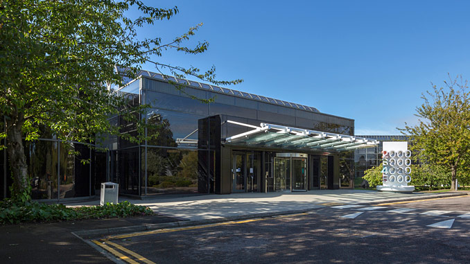 The new simulation centre will be located at the Lakeside North Harbour business hub, near Portsmouth, UK