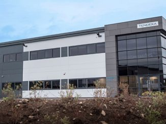 Tendeka's purpose-built Vanguard House headquarters in Westhill includes a state-of-the art R&D elastomer laboratory with testing area
