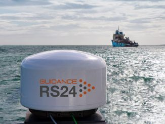 The RS24 high resolution radar is the world's first commercially available K-band maritime radar