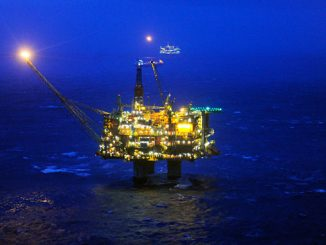 Statfjord A has contributed to major parts of Norway's oil and gas production since the start at 24 November 1979