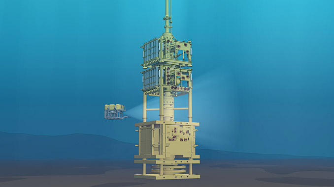 Expro's IRS safely establishes and maintains well access throughout riser to surface operations, replicating the functionality of the blow-out preventer and providing a safe and reliable means of well control