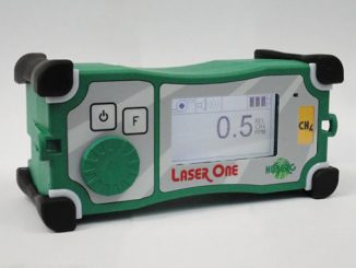 Laser One – instrument for the detection and localisation of methane gas leaks