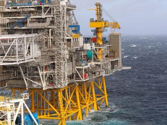 The Johan Sverdrup field in the North Sea