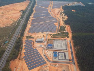The Jasin plant is Scatec Solar and partners second solar power plant in Malaysia