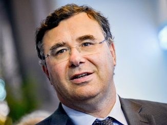 President & CEO of Total, Patrick Pouyanné