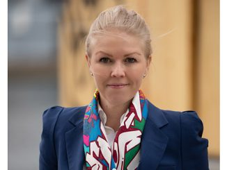 Siv Remøy-Vangen, Vice President of Women's International Shipping & Trading Association Norway