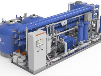 With its Reverse Osmosis solution, Wärtsilä is able to offer fresh water generators for all project requirements