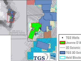 The Jeanne d'Arc 3D survey in offshore East Canada