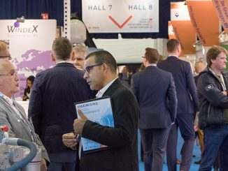 This year's edition of the biennial maritime and offshore Europort in Rotterdam is more thought-provoking than ever before