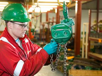 Rigging workshop – the Sparrows Group is a global provider of specialist equipment and integrated engineering services to the energy and industrial markets