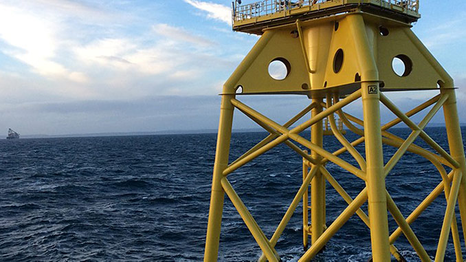Subsea 7 to install the entire inner array grid cable system Hornsea Two offshore wind farm project