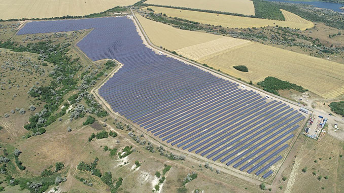 Rengy project in the south of Ukraine is Scatec Solar first development in the country