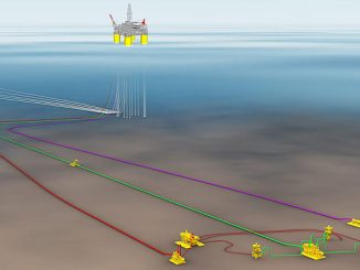 PowerNap is a subsea tie-back to the Shell-operated Olympus production hub