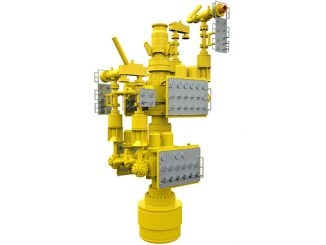 WellCONTAINED™ 10,000 psi-rated capping stack