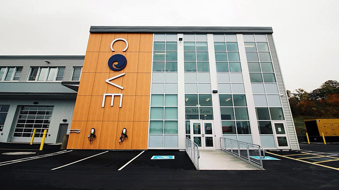 COVE – Centre for Ocean Ventures & Entrepreneurship – in Dartmouth, Nova Scotia