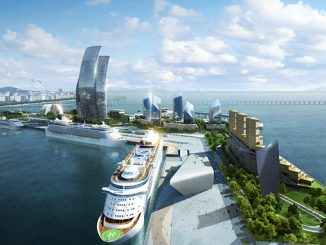 """The Port of Incheon """"Golden Harbor"""" vision"""