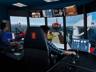 K-Sim Offshore with integrated Kongsberg Dynamic Positioning system is specially designed for advanced offshore operations and will be vital in JMI's future training programs