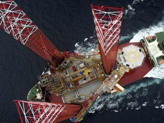 'Maersk Intrepid' is an ultra-harsh environment CJ70 jack-up, designed for year-round operations in the North Sea; it was delivered in 2014 and has been operating in Norway ever since