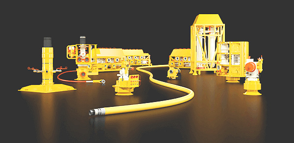 The individual products in the Aptara™ TOTEX-lite subsea system are up to 50% lighter, have shorter lead times, and are designed to be flexible enough to evolve to suit the changing needs over the life of a field