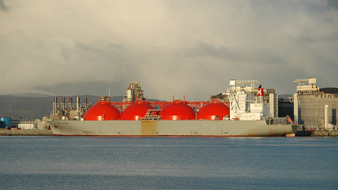 'Arctic Discoverer' will carry cargo number 1,000 from the Hammerfest LNG plant (photo: Equinor ASA/Silje Grytbakk)