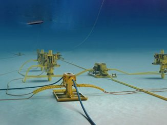 The TechnipFMC Subsea 2.0™ In-Line Compact Robotic Manifold design received a prestigious OTC Spotlight on New Technology award