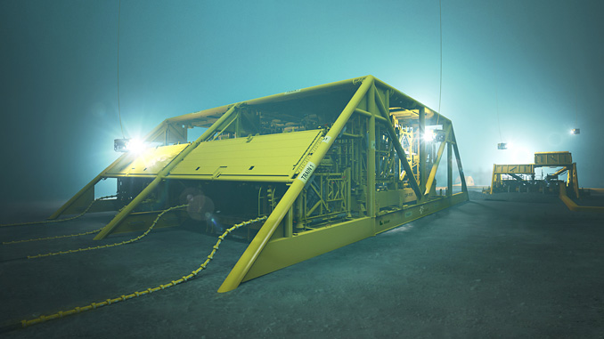 In 2015, Aker Solutions delivered the world's first subsea compression system for the Åsgard field in Norway
