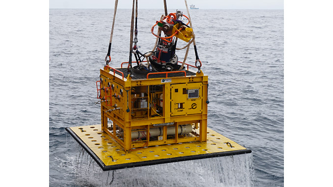 Enpro's Subsea Safety Module (SSM) in offshore operations in Ghana