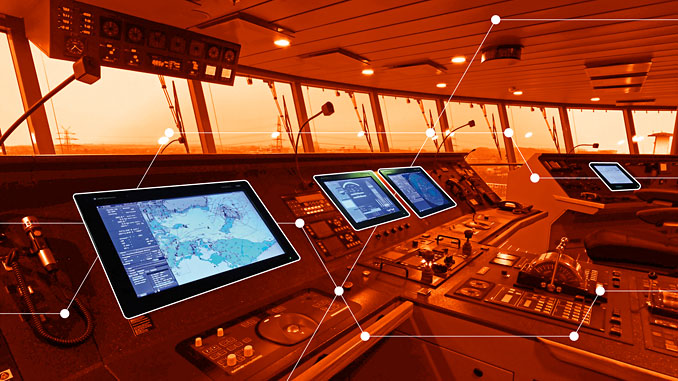 FOS Connected ECDIS