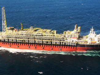 "'FPSO Almirante Barroso MV32' will be the 15th FPSO/FSO vessel that MODEC has provided in Brazil, as well as MODEC's 8th FPSO in the ""pre-salt"" region, following, among others, the 'FPSO Cidade de Angra dos Reis MV22' (pictured)"