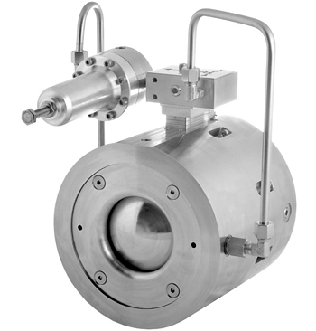 Oxford Flow's new IM gas regulator valve set to increase reliability and reduce costs for operators in the gas distribution, power generation, industrial gases and oil and gas sectors (photo: Oxford Flow)