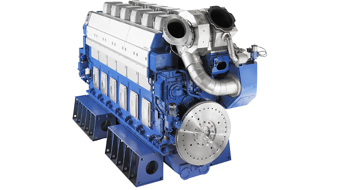 The technologically advanced Wärtsilä 46F can be run on either heavy fuel oil (HFO), marine diesel oil (MDO), or on light diesel when being operated within strict coastal or port emissions areas