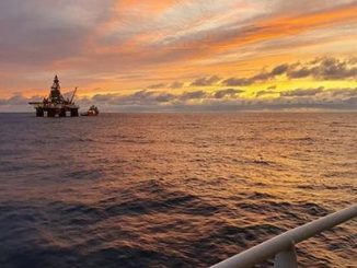 The 'West Hercules' rig is being used for the operation (photo: Seadrill)