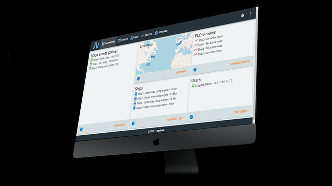 BOQA – now available on Inmarsat Fleet Data – is an automatic event tracker platform for detecting Close encounters, Route deviations, heavy weather on route and much more